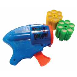PARTY POPPERS PISTOL