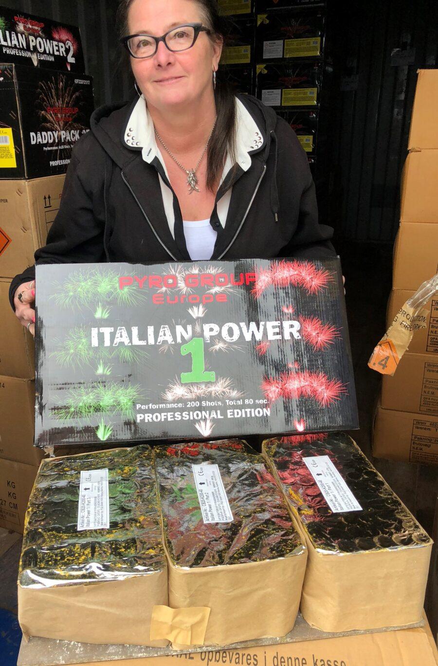 ITALIEN POWER 1