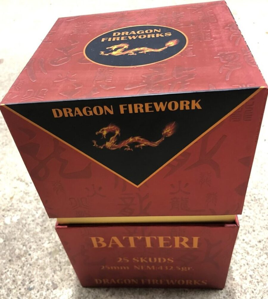 Dragon BATTERI 25 S
